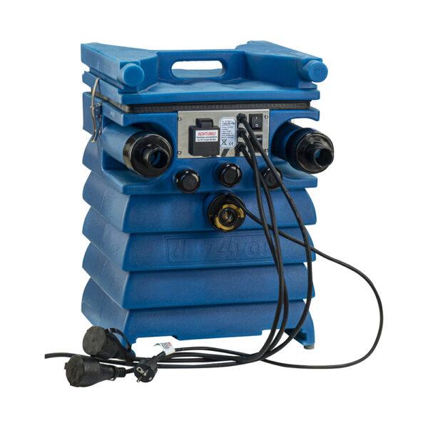 Wasserabscheider WA Mini blau