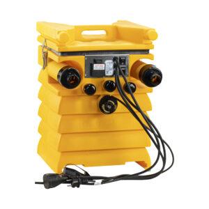 Wasserabscheider WA Mini gelb