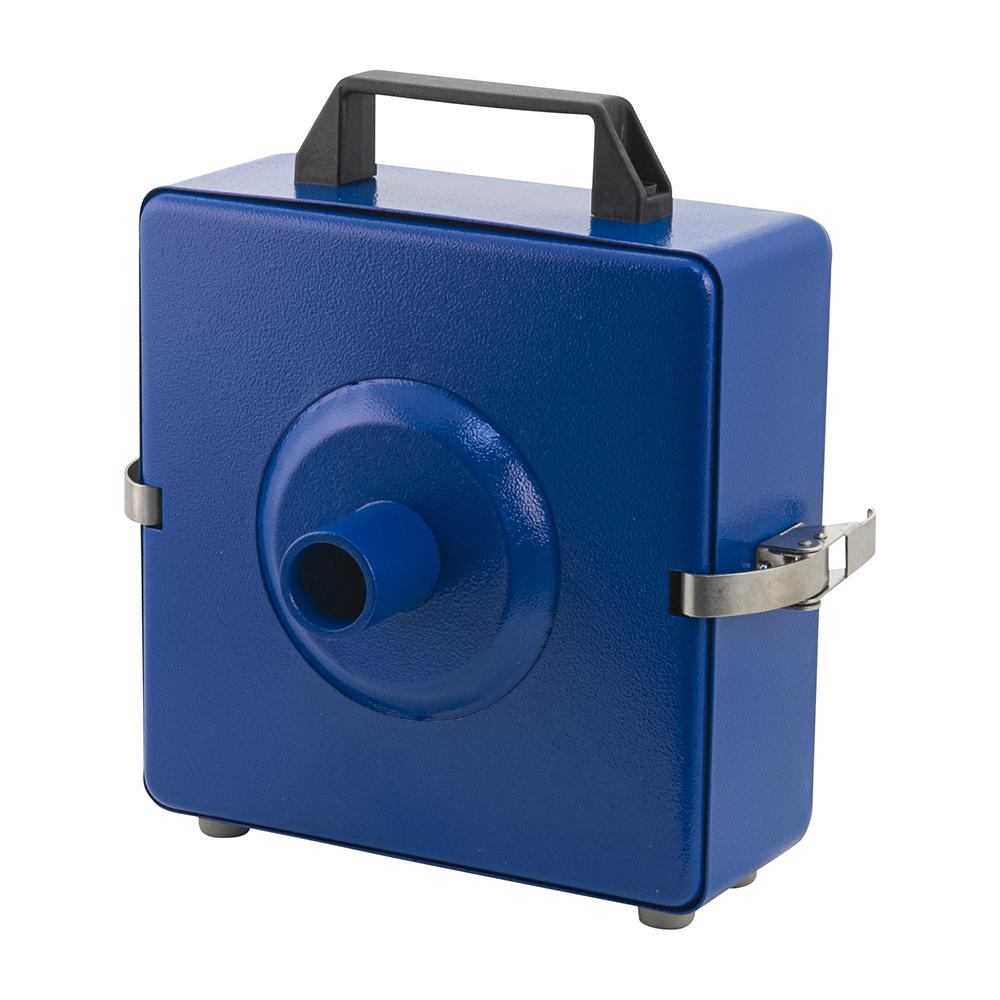 Filtergehäuse Blau inkl. Hepa