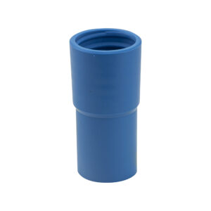 Schlauchstutzen Blau mit Innengewinde