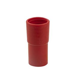 Schlauchstutzen Rot mit Innengewinde