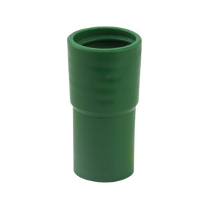 Schlauchstutzen Grün mit Innengewinde